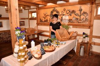 Regionalladen Schwarzkollm eröffnet
