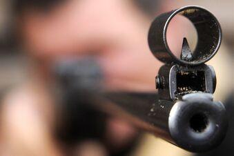 Schüsse in Löbtau