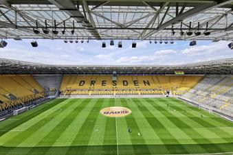 Dynamos Aufstiegsspiel erst am Sonntag