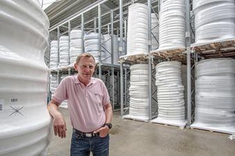 Bautzen: Rohrwerke bieten neue Jobs