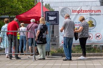 Sachsen: Mehrheit für Strafen gegen Impf-Schwänzer
