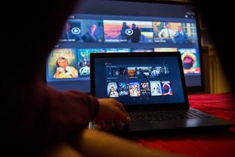 Gerät Netflix ins Straucheln?