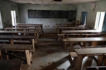 Hunderte Schulkinder verschleppt