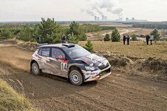 Lausitz-Rallye Ja – Zuschauer Nein