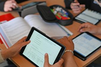 So sollen Sachsens Schulen digitaler werden