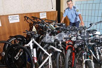 Über 250 Fahrraddiebstähle im Jahr
