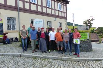 Zittau: Zehn neue Führer für den Naturpark
