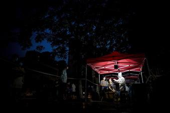 Corona: 7-Tage-Inzidenz in Sachsen sinkt unter 6