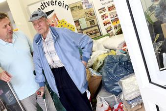 Weißwasser schickt Spenden in den Rhein-Erft-Kreis