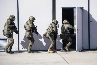 AchtFestnahmen bei Anti-Terror-Einsatz