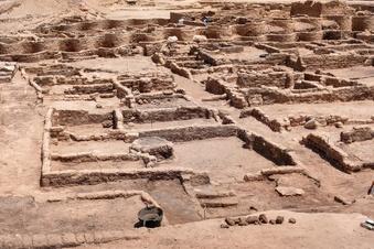 Größte antike Stadt Ägyptens entdeckt