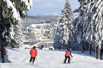 Willkommen im Winterwunderland