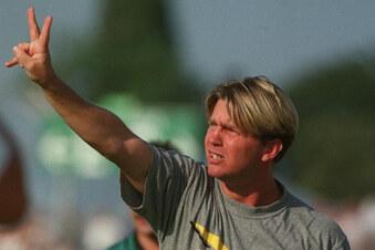 Neuer Job für Ex-Dynamo-Trainer