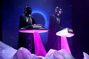 Elektro-Duo Daft Punk trennt sich