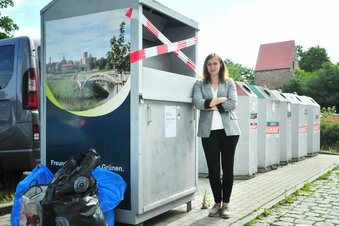 Remondis macht Container dicht