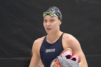 Dresdnerin schwimmt bei Olympia in Tokio