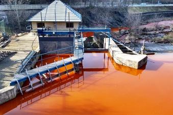 Woher das rote Weißeritz-Wasser kam