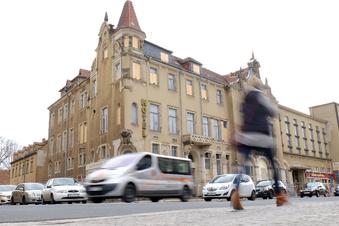 Hamburger Hof als Behördensitz