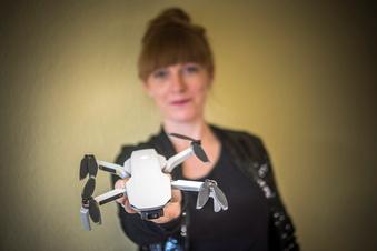 Drohne landet im Fundbüro
