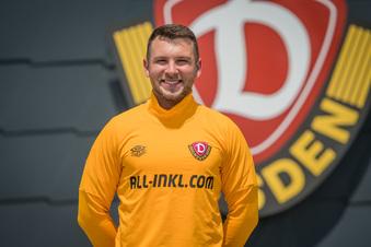 Dynamo verlängert Vertrag mit Justin Löwe