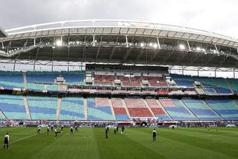 Leipziger Bundesliga-Gipfel ohne Fans