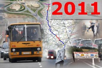 B178 neu: Was im Jahr 2011 passiert ist