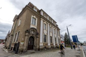 Per Video durch die Alte Kaiserpost in Kötzschenbroda