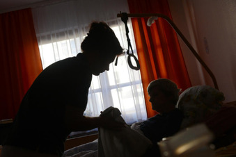 Fast 600 Euro mehr für den Pflegeheimplatz