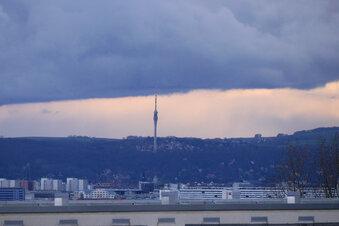 Dresdens regenreichster Monat seit Jahren