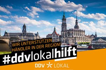 Dresden: Einzelhändler sind erreichbar