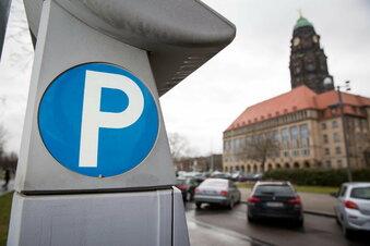Zoff um Dresdner Parkgebühren