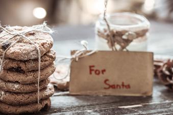 Weihnachtsbäckerei mal anders