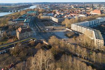 So geht es am Königsufer in Dresden weiter