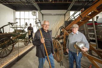Feuerwehrmuseum ist fertig - und bleibt zu