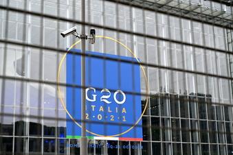 G20-Gruppe verspricht raschen Klimaschutz - aber streitet über Ziele