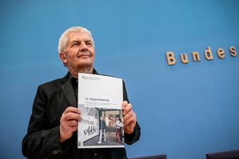 Chef des Stasi-Archivs fordert Dialog