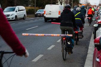 Radfahrer-Demo in Dresden geplant