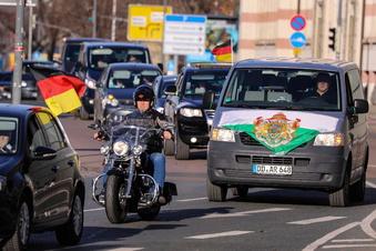 Leipzig vor Corona-Protestwochenende