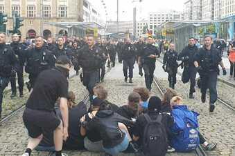 Was Dresdens Ordnungsamt zu Pegida sagt