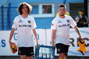 Welche Spieler bleiben nach dem Abstieg bei Dynamo?