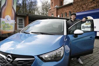 Görlitzer Lehrling gewinnt Landskron-Opel