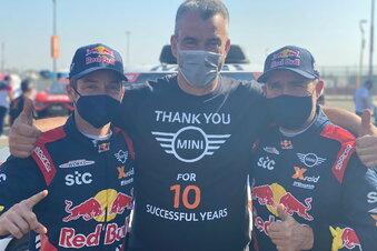 Kastenmeier: Der schnellste Koch der Rallye Dakar
