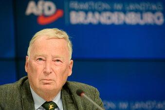 AfD-Fraktionschef gegen Corona geimpft