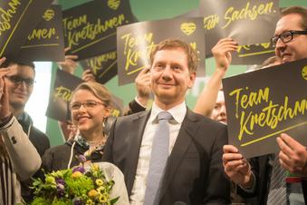 Kretschmer führt Partei in Landtagswahlkampf