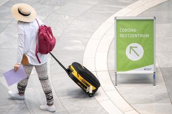 Corona: Einreise-Testpflicht gestartet