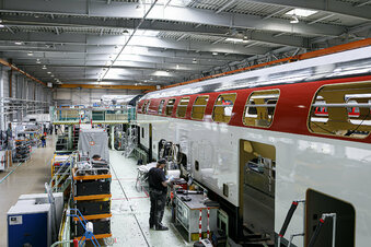 Erleichtert nach Bombardier-Entscheidung