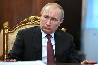 Putin kann bis 2036 Kreml-Chef bleiben