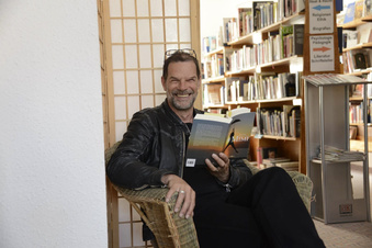 Sommerschuh liest in Schellerhau