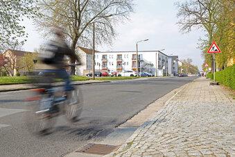 Alleestraße soll für Radler sicherer werden