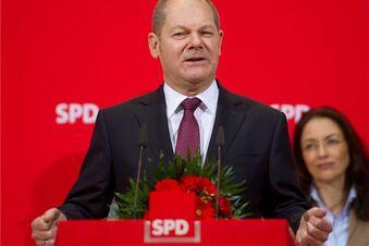 Scholz warnt Hamburger Grüne vor zu starkem Auftrumpfen